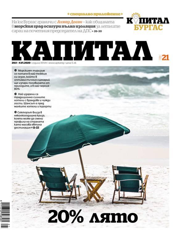 20% лято