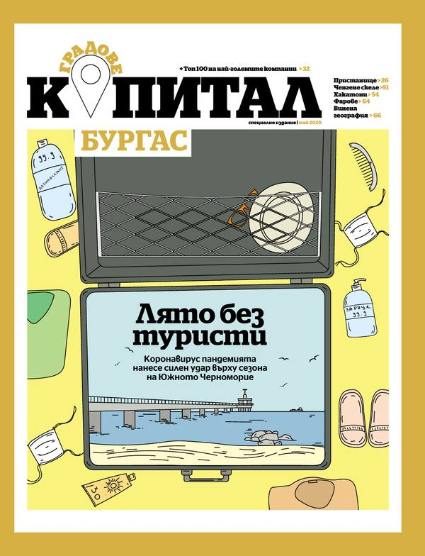 Капитал градове: Бургас