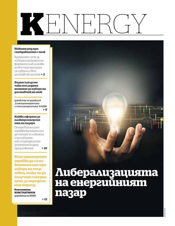 Капитал Energy