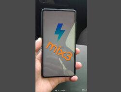 Нова изтекла снимка показва безрамковата красота на Xiaomi Mi Mix 3