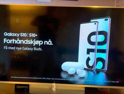 В Норвегия се завъртя тв реклама на Galaxy S10 ден преди официалната премиера