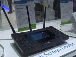 LTE рутер за дома и модел със сензорен екран обяви TP-Link