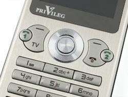 PRIVILEG TV2 Focus - два телефона, телевизор, радио, JAVA и дистанционно само в 99 грама
