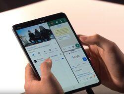 Стана ясно какво модифицира Samsung в Galaxy Fold