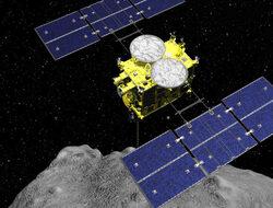 Японската сонда Hayabusa2 кацна на астероид отново!