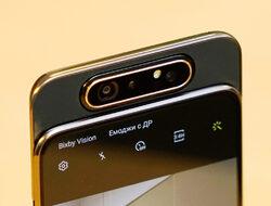 "Samsung Galaxy A80 – ""уау фактор"""