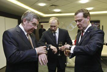 Русия стана първата страна, изхвърлена от олимпиада