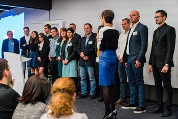 Осем компании завършиха програмата за зелени идеи Climate-KIC Акселератор България