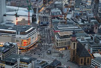 Германската икономика е ускорила растежа си през 2017 г.