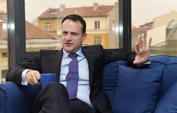 Лио Варадкар: Слушам с интерес Бойко за тази част на Европа, а той мен - за Брекзит