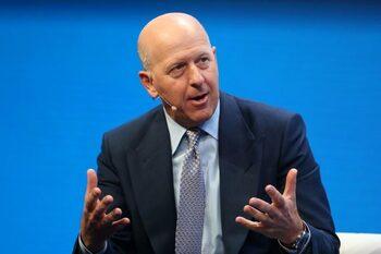 Дейвид Соломон вероятно ще е следващият лидер на Goldman Sachs