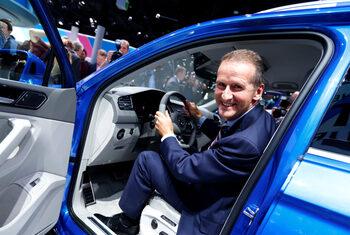 Новият изпълнителен директор на Volkswagen трябва да трансформира компанията