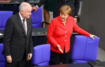 Битката не е просто за скалпа на Меркел