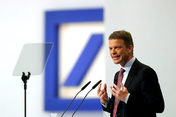 Deutsche Bank с двойно по-голяма печалба от очакванията