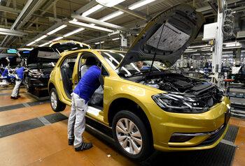 Volkswagen с рекордни продажби