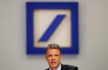 Deutsche bank обмисля да промени структурата си