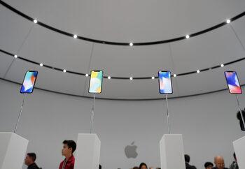 Новите iPhone модели създават още по-скъп клас телефони