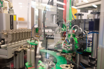 Швейцарската LEM разшири завода си в София