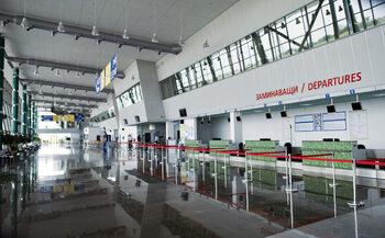 Правителството прекрати процедурата по отдаване на летище Пловдив на концесия