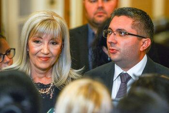 В регионалното министерство - отново Николай Нанков
