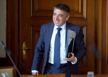 Правната комисия в парламента отхвърли поредното вето на президента