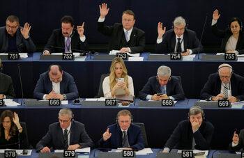 Европейският парламент призова за спиране на
