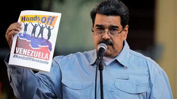 Мадуро искал да източва Венецуела и през България