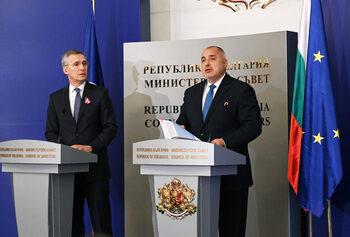 Борисов: Не сме троянски кон на Русия