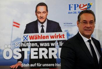 Предсрочни избори в Австрия заради таен запис на вицеканцлера*