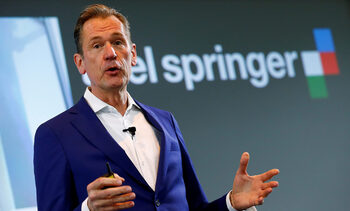 KKR предложи да изкупи миноритарните акции в немския издател Axel Springer