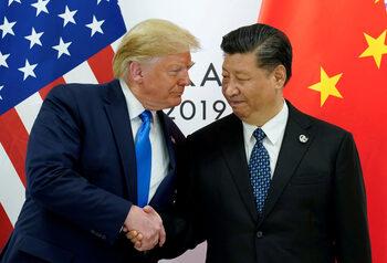 Отлагането на част от американските мита за Китай предизвика слаби надежди