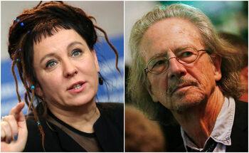 Олга Токарчук и Петер Хандке получават Нобеловите награди за литература за 2018 и 2019 г.