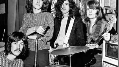 Led Zeppelin на 50
