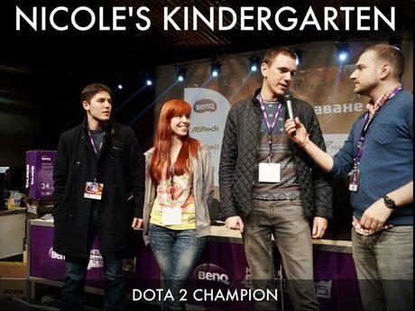 И победителите в Game Ninja 2015 са ....