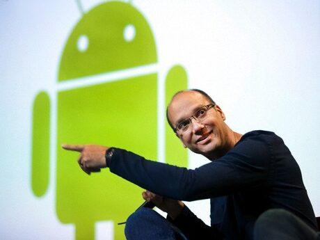 Създателят на Android напуска Google