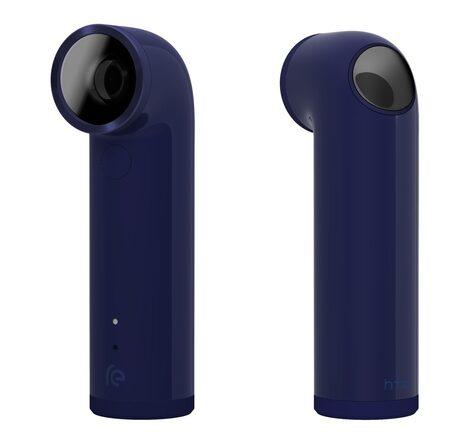 HTC ухажва мобилните фотолюбители с нов смартфон и мини-камера