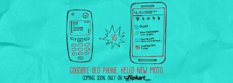 Moto E е първият Motorola смартфон след отделянето от Google