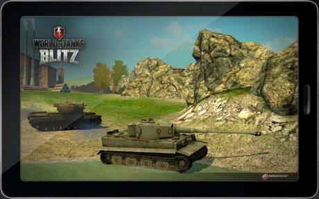 World of Tanks Blitz скоро ще вкара танковете и в смартфоните