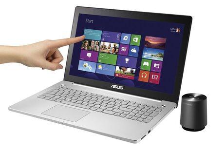 ASUS подобрява звука с по 4 високоговорителя в нови ноутбуци от N серията си