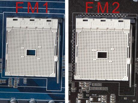 През 2014-а AMD ще замени изцяло процесорните цокли FM1 и AM3