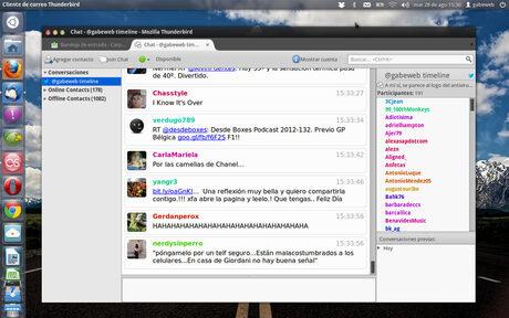 Преработен интерфейс и жив чат улесняват живота с новия е-mail клиент Thunderbird 15