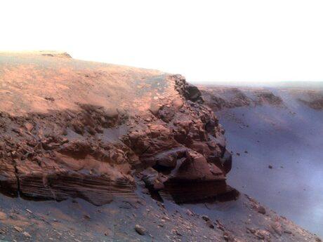 Най-впечатляващите снимки на Марс