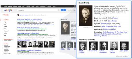 Google скоро ще добави нов механизъм за търсене - Knowledge Graph