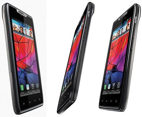 Официален анонс и на Motorola Droid RAZR – ултра тънък LTE смартфон със защита от кевлар