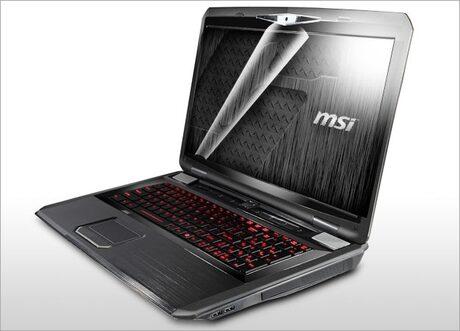 """MSI GT780R """"открива нова ера в мобилния гейминг"""""""