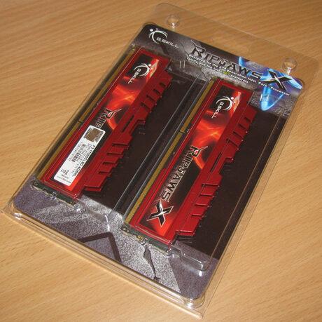 G.Skill RipJаwsX  DDR3-2133CL9  – бърза памет за бързи Sandy Bridge процесори