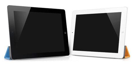 Apple обявиха iPad 2