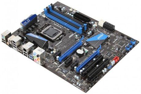 MSI е готова с трио дъна за Sandy Bridge процесорите