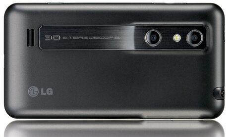 LG Optimus 3D открива триизмерната епоха при смартфоните