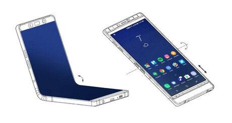 Сгъваемият телефон на Samsung излиза догодина?